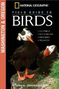 National Geographic Field Guide to Birds: Washington & Oregon (National Geographic Field Guide to Birds) Cover