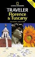 National Geographic Traveler Florence & Tuscany 2nd Edition
