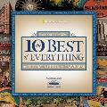 National Geographic 10 Best Of Everything An Ultimate Guide
