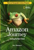 Amazon Journey: Cruising the Rain Forest
