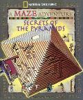 Secrets of the Pyramids: National Geographic Maze Adventures (Maze Adventure)