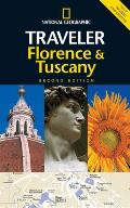 The National Geographic Traveler: Florence and Tuscany (National Geographic Traveler Florence & Tuscany) Cover