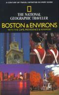 National Geographic Traveler Boston & Environs