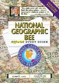 National Geographic Bee Official Study Guide Updated Edition