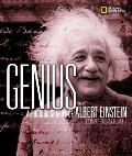 Genius: A Photobiography of Albert Einstein Cover