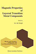 Magnetic Properties of Layered Transition Metal Compounds (Cancer Treatment and Research)