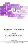 Advances in Underwater Technology, Ocean Science, and Offsho #306: Baryonic Dark Matter