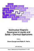 Multinuclear Magnetic Resonance in Liquids and Solids -- Chemical Applications