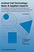 Animal Cell Technology: Basic & Applied Aspects: Volume 5