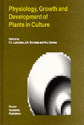 Physiology, Growth and Development of Plants in Culture