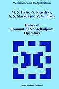Mathematics and Its Applications #332: Theory of Commuting Nonselfadjoint Operators