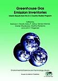 Greenhouse Gas Emission Inventories: Interim Results from the U.S. Country Studies Program