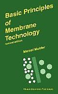 Basic Principles of Membrane Technology