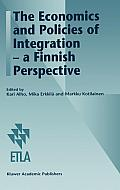 The Economics and Policies of Integration -- A Finnish Perspective