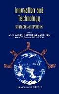 Innovation and Technology -- Strategies and Policies
