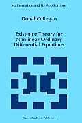 Existence Theory for Nonlinear Ordinary Differential Equations