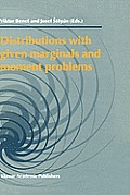 Distributions with Given Marginals and Moment Problems