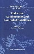 Endocrine Autoimmunity & Associated Conditions Cover