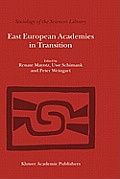 East European Academies in Transition