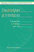 Progress in Theoretical Chemistry and Physics #1: Electrolytes at Interfaces