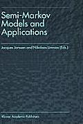 Semi-Markov Models and Applications