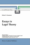 Essays in Legal Theory