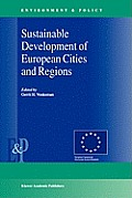 Sustainable Development of European Cities and Regions