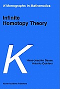 Infinite Homotopy Theory