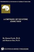 A Critique of Nicotine Addiction