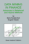 Data Mining in Finance: Advances in Relational and Hybrid Methods