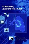 Pulmonary Immunotoxicology