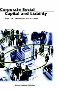 Corporate Social Capital and Liability