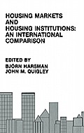 Housing Markets and Housing Institutions: An International Comparison