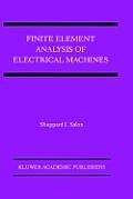 International Series in Intelligent Technologies #320: Finite Element Analysis of Electrical Machines