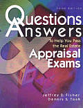 Questions & Answers Appraisal Exam 3rd Edition