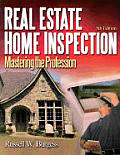 Real Estate Home Inspection Mastering the Profession 5th Edition