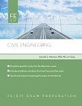 Civil Engineering: Fe Exam Preparation (Fe Exam Preparation)