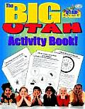 The Big Utah Activity Book!