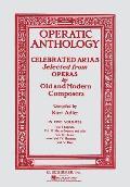 Operatic Anthology Vol. 4: Baritone Celebrated Arias