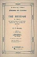 Messiah An Oratorio Complete Vocal Score
