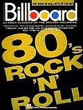 Billboard Top Rock n Roll Hits of the 80s