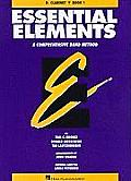 Essential Elements Book 1 Bb Clarinet 1