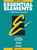 Essential Elements: Bassoon, Book 2: A Comprehensive Band Method