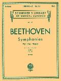 Symphonies - Book 1: Piano Solo