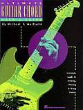 Ultimate Guitar Chord Users Guide