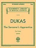 Sorcerer's Apprentice: Piano Solo