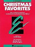 Essential Elements Christmas Favorites: Eb Alto Clarinet