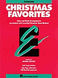 Essential Elements Christmas Favorites: Percussion