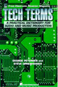 Tech Terms A Practical Dictionary For Audio &