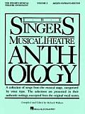 Singers Musical Theatre Anthology Tenor Volume 2